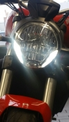 Ducati Monster 821 im Kundenauftrag